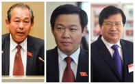 Thủ tướng trình Quốc hội danh sách thành viên mới của Chính phủ