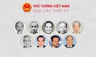 Thủ tướng Việt Nam qua các thời kỳ