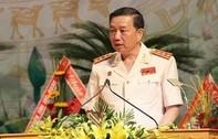 Thượng tướng Tô Lâm trở thành Bộ trưởng Bộ Công an