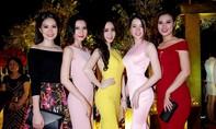 Dàn Hoa hậu, Á hậu tỏa sáng trong lâu đài sắc đẹp Việt