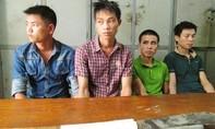 Bắt khẩn cấp nhóm thanh niên giải quyết mâu thuẫn bằng dao