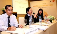 Trẻ em Việt Nam mắc bệnh hen cao nhất châu Á