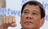 Ông Duterte tuyên bố chiến thắng trong cuộc bầu cử ở Philippines