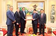 Thứ trưởng Bộ Công an Bùi Văn Nam tiếp Chủ tịch Công ty Asia Group Hoa Kỳ