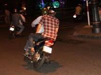 Cuộc 'đào tẩu' trong đêm của hai tên cướp xe SH