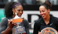 Serena giành danh hiệu đầu tiên sau chín tháng