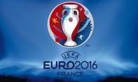 Lịch thi đấu Vòng chung kết Euro 2016