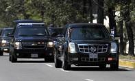 Khám phá các phương tiện chuyên dụng của Tổng thống Obama khi thăm Việt Nam