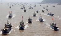 Trung Quốc lại ngang nhiên ra lệnh cấm đánh bắt cá trên Biển Đông