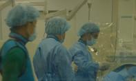 Bệnh viện quận đầu tiên ứng dụng kĩ thuật cao điều trị u gan