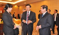 TP.HCM chia sẻ kinh nghiệm quản lý, thu, chi ngân sách với Lào