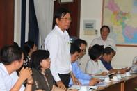 Họp báo giải thích nguyên nhân cá chết ở kênh Nhiêu Lộc - Thị Nghè