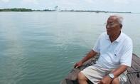 Nước sông Hậu bỗng xanh... như nước biển: Hiểm họa tan rã ĐBSCL