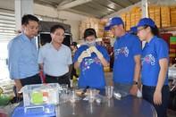 Saigon Co.op đẩy mạnh thu mua hải sản an toàn cho ngư dân Miền Trung