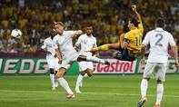 Chiêm ngưỡng những siêu phẩm của Ibrahimovic tại các kỳ Euro