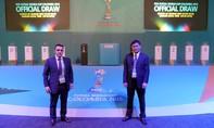 Futsal World Cup 2016: Việt Nam ở bảng C chung với Ý, Guatemala và Paraguay