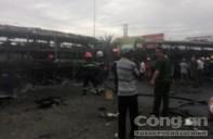 Bình Thuận: Tai nạn thảm khốc, ít nhất 13 người chết