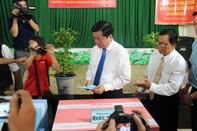Gần 70 triệu cử tri cả nước bắt đầu bầu cử
