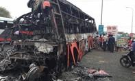Hình ảnh tang tóc tại hiện trường vụ tai nạn khiến 13 người chết