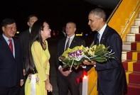 Nhiếp ảnh gia tháp tùng Tổng thống Obama khoe ảnh khi đến Việt Nam