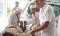 Cứu sống bệnh nhân tai nạn giao thông đối mặt với 'thần chết'