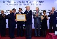 Tạo mọi điều kiện cho Trường ĐH Fulbright phát triển tại Việt Nam