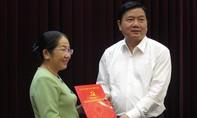 Bà Võ Thị Dung làm Phó Bí thư Thành uỷ TP.HCM