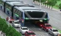 Trung Quốc dự kiến phát triển xe buýt 'siêu cao tầng' tránh kẹt xe