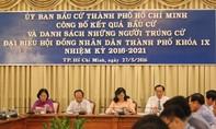 Chủ tịch UBND TP Nguyễn Thành Phong trúng cử HĐND TP.HCM khoá IX với số phiếu cao nhất