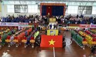 Khai mạc Giải bóng đá Futsal trẻ em có hoàn cảnh đặc biệt lần thứ 17