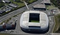Euro 2016: Khám phá sân vận động Pierre-Mauroy tại Lille