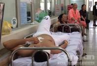 Người đàn ông nước ngoài bị cướp đâm trọng thương