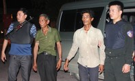 Bắt hai đối tượng trốn truy nã 19 năm ở Lào