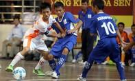 Giải bóng đá Futsal trẻ em có hoàn cảnh đặc biệt: Kết quả thi đấu ngày 29-5