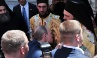 Tổng thống Nga Putin thăm đảo tu sĩ Athos