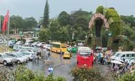 Khoảng 100.000 lượt khách đến Đà Lạt trong dịp lễ