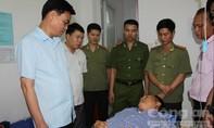 Phó Trưởng Công an phường bị bắn trọng thương khi truy bắt đối tượng