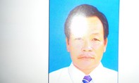 Một ứng cử viên đại biểu HĐND huyện đột tử