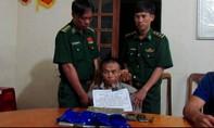 Bắt giữ đối tượng người Lào vận chuyển ma túy qua biên giới