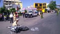 Viện trưởng VKSND gây tai nạn liên hoàn rồi bỏ chạy lãnh 18 tháng tù