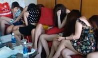 9 cô gái bán dâm ngày nghỉ lễ bị bắt quả tang
