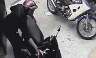 Cộng tác viên báo chí bị kẻ gian trộm xe máy trong lúc tác nghiệp