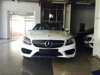 Mercedes-Benz C300 Coupe về Việt Nam có giá 2,7 tỷ đồng
