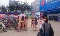 Phạt 40 triệu đối với cửa hàng điện máy có nhân viên mặc bikini