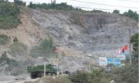 Nổ mìn mỏ đá, một công nhân thiệt mạng
