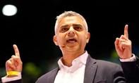 London có thị trưởng Hồi giáo đầu tiên trong lịch sử