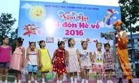 Nhiều trò chơi dân gian hấp dẫn trẻ em trong ngày Quốc tế Thiếu nhi