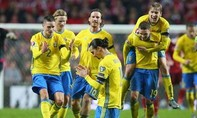Thụy Điển bảo vệ thành công chức vô địch Euro về… chiều cao