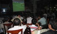 Béo phì, lão hóa gia tăng vì thức đêm xem bóng đá