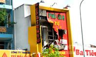 Cháy cửa hàng bếp điện từ, 4 người chết